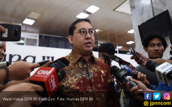 Fadli Zon Menunggak Bayar Listrik Sampai Jutaan? - JPNN.COM