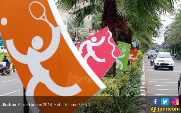 Asian Games 2018: BPTJ Jamin Waktu Tempuh ke Venue 30 Menit - JPNN.COM