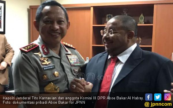 Habib Aboe Cecar Kapolri soal MCA dan Penyerangan Ulama - JPNN.COM