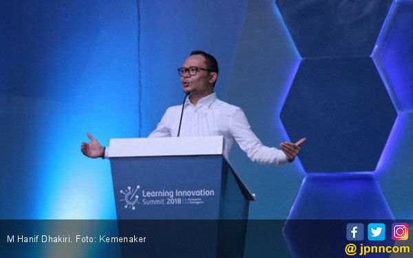 Menteri Hanif: Kalau Tidak Inovatif, Anda Lewat - JPNN.COM