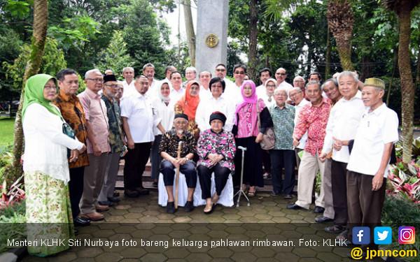 Menteri Siti: Ayo Lanjutkan Semangat Pahlawan Rimbawan! - JPNN.COM