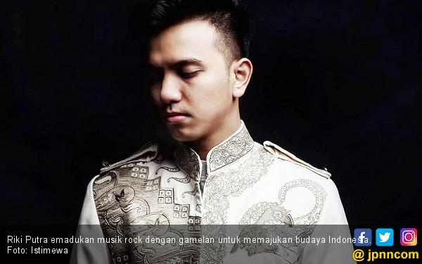 Begini Cara Riki Putra Memajukan Musik dan Budaya Indonesia - JPNN.COM
