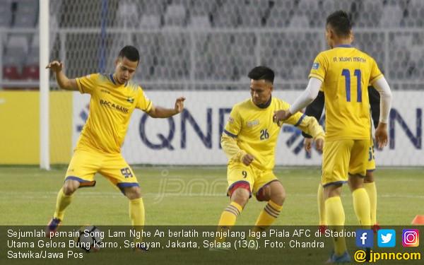 Persija vs Song Lam Nghe An: Peluang Macan Kemayoran Melesat - JPNN.COM