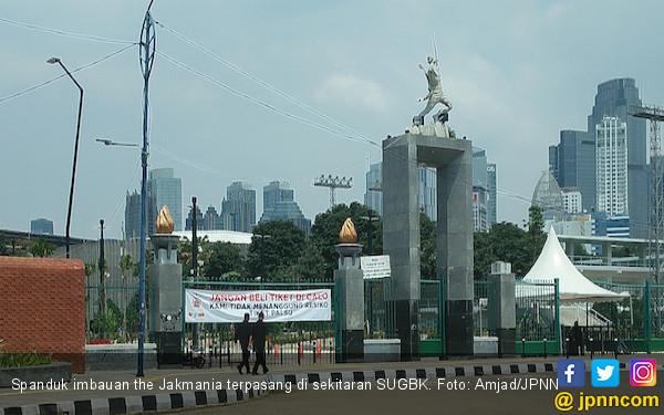 The Jakmania Diminta Jangan Beli Tiket dari Calo - JPNN.COM