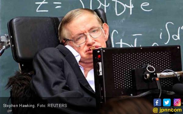 Opini Hawking tentang Black Hole, Ketiadaan Tuhan dan Alien - JPNN.COM