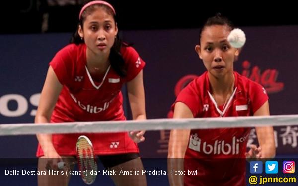 Ganda Putri Indonesia Pikul Beban Berat di Japan Open - JPNN.COM