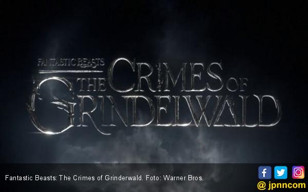 Trailer Fantastic Beast 2 Keren Maksimal, JK Rowling Terpana - JPNN.COM
