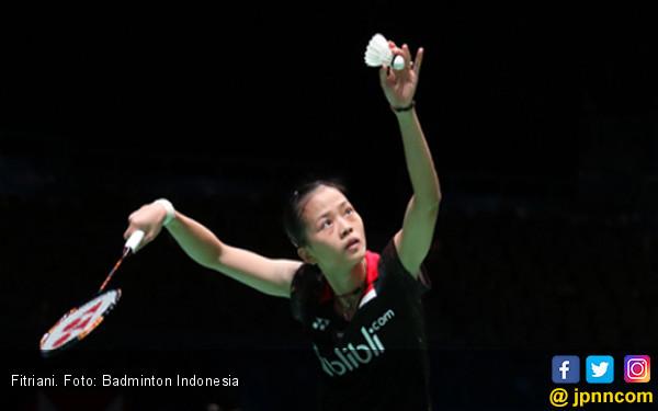 Kabar dari Fitriani Jelang Babak Pertama Badminton Asia Championships 2019 - JPNN.com