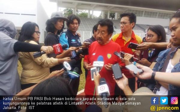Bob Hasan Pasang Target Satu Emas - JPNN.COM