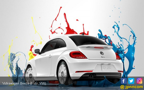 Kode Perpisahan VW Kodok yang Tak Sengaja - JPNN.COM