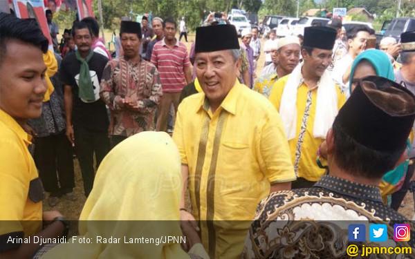 Arinal-Chusnunia All Out Perjuangkan Nasib Petani Lampung - JPNN.COM