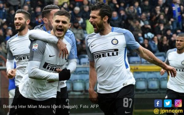 Bukti Nyata Kedalaman Inter Milan Memang Menakutkan - JPNN.COM