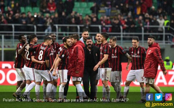 Ancaman Gattuso Bawa AC Milan Kembali ke Jalur Kemenangan - JPNN.COM