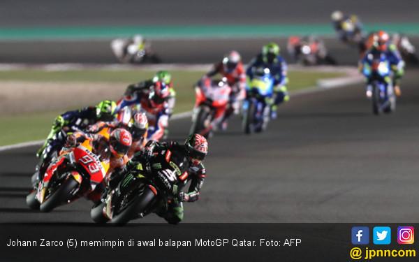 MotoGP Qatar akan Membatasi Penonton dari Negara-Negara Berikut - JPNN.com