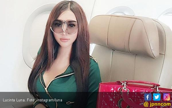 Gebby Vesta Bongkar Akta Kelahiran Lucinta Luna - JPNN.com