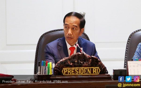 Jokowi Minta Proyek Strategis Jangan Hanya Dibiayai APBN - JPNN.COM