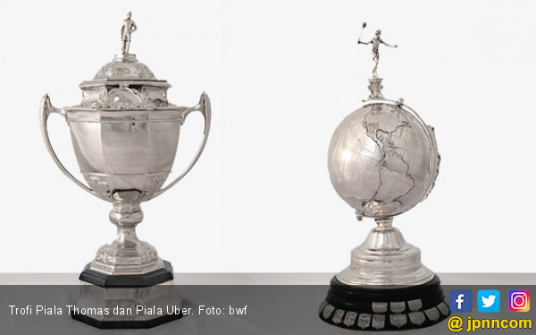 Tim Piala Uber Indonesia Incar Poin dari Malaysia - Prancis - JPNN.COM