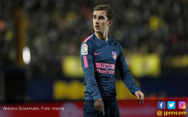 Ke Barcelona atau Tidak, Griezmann Putuskan Sebelum PD 2018 - JPNN.com