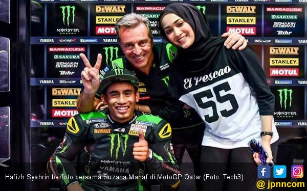 Jelang MotoGP Amerika, Hafizh Latihan Fisik Lebih Intens - JPNN.COM