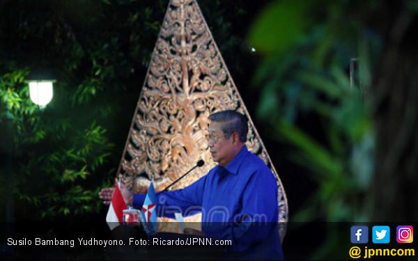 Di Depan 287 Caleg PD, SBY Akui Prabowo Tak Bawa Untung - JPNN.COM