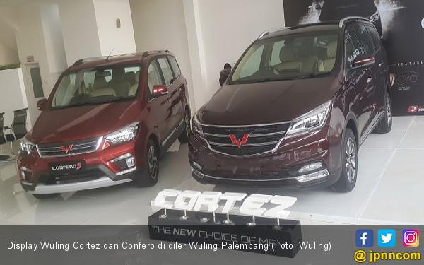 Pilih-pilih Mobil Mudik, Wuling Buka Uang Muka Ringan - JPNN.COM