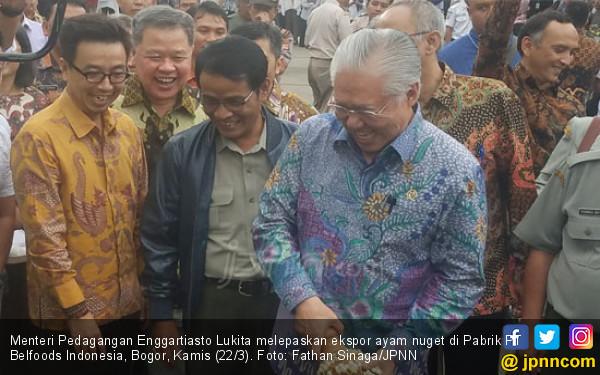 Mendag Diminta Lobi Tiongkok untuk Terima Hasil Ekspor dari Indonesia - JPNN.com