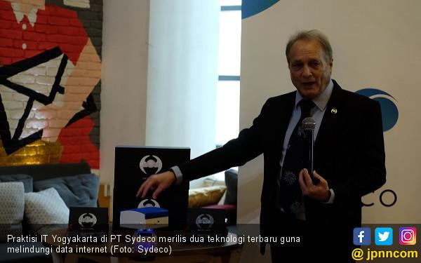 Praktisi IT Yogyakarta Rilis Teknologi Pencegah Hacker Nakal - JPNN.com