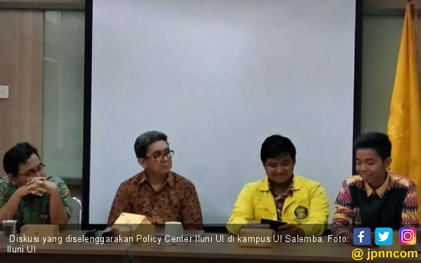 Iluni UI Anggap Revisi UU MD3 Cederai Amanat Reformasi - JPNN.com