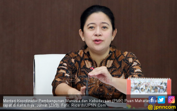 Mbak Puan Jamin Menteri Menyambi Timses Jokowi Tetap Bekerja - JPNN.COM