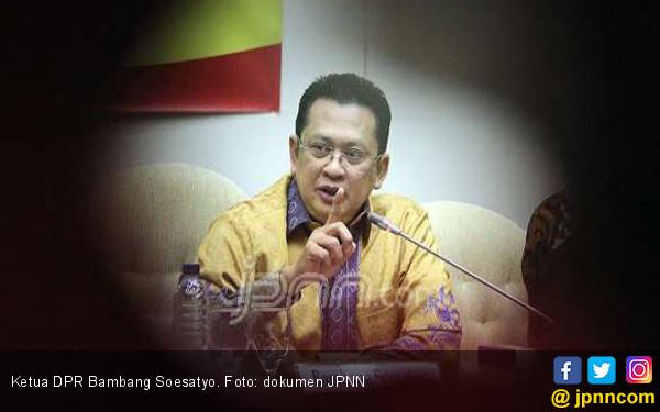 Bamsoet Kutuk Teroris Penyerang Mapolda Riau - JPNN.COM