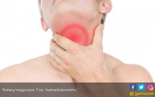 Ini 6 Penyebab Radang Tenggorokan yang Anda Alami - JPNN.com