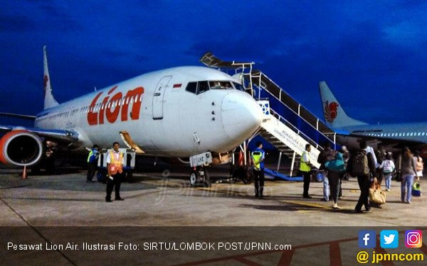 Tiket Promo Lion Air Hanya 50 Seat per Penerbangan - JPNN.com