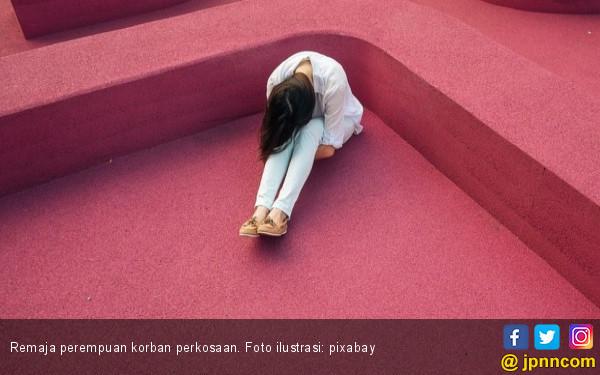 APN Memerkosa Gadis 16 Tahun saat Datang Bulan - JPNN.com