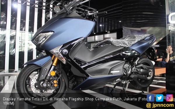 60 Konsumen Pertama Yamaha Tmax DX Dapat Layanan Eksklusif - JPNN.com
