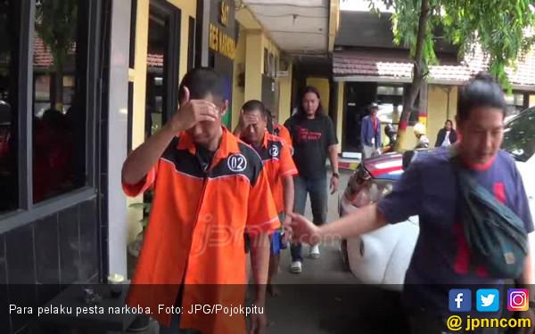 Pesta Narkoba di Taruma Jaya Akhirnya Berakhir - JPNN.COM
