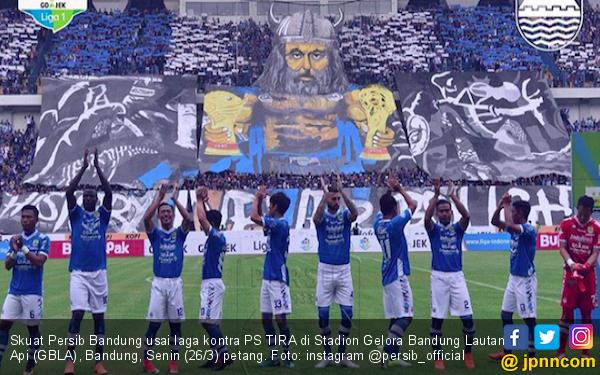 Liga 1: Persib Tumbang di Tenggarong - JPNN.COM