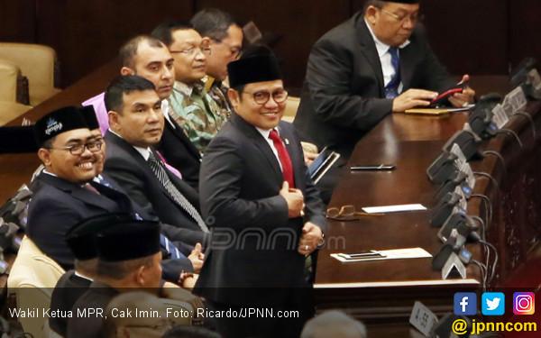 Manuver Cak Imin Bisa Bikin Gerah Parpol Koalisi Jokowi - JPNN.COM