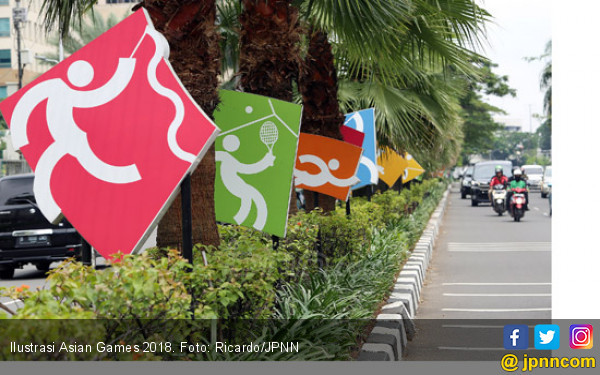 Begini Skenario Pengamanan Asian Games di Kota Bekasi - JPNN.COM