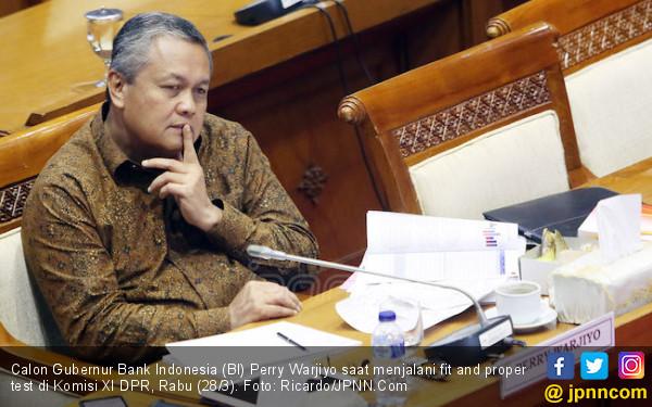 Tok Tok Tok, DPR Setujui Calon Gubernur BI Pilihan Jokowi - JPNN.com