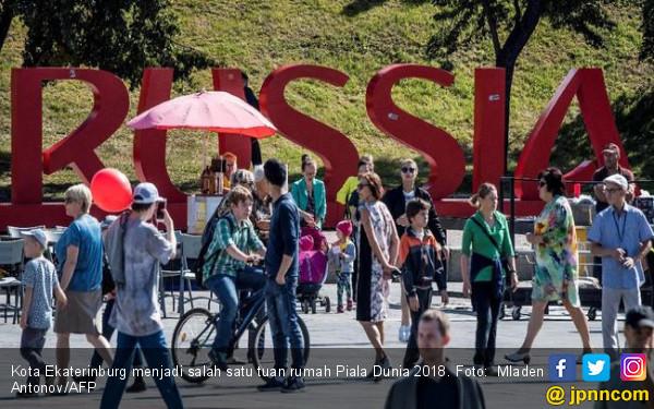 Piala Dunia 2018: Argentina Beber Cara Gaet Wanita Rusia - JPNN.COM
