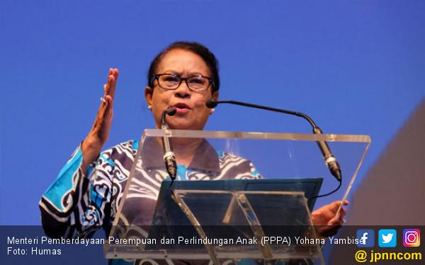 Menteri Yohana: Setop Diskriminasi Dalam Pekerjaan! - JPNN.com