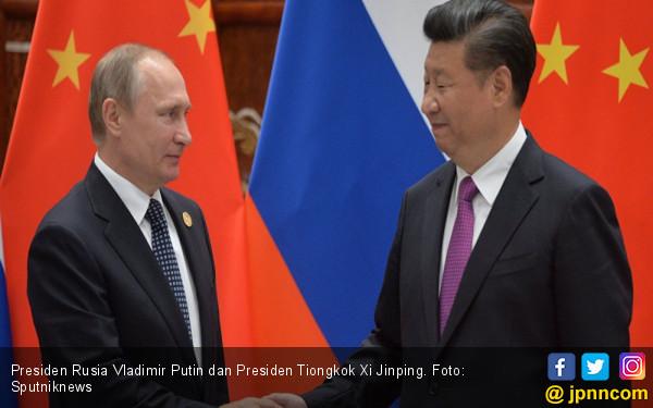 AS dan Sekutunya Bombardir Syria, Begini Reaksi Tiongkok - JPNN.COM