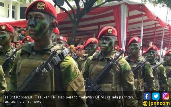 Jika Ada Perintah, Siap Perang Melawan OPM - JPNN.com