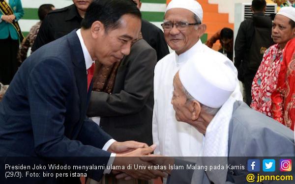 Jokowi Terbukti Memperjuangkan Kepentingan Umat Islam - JPNN.COM