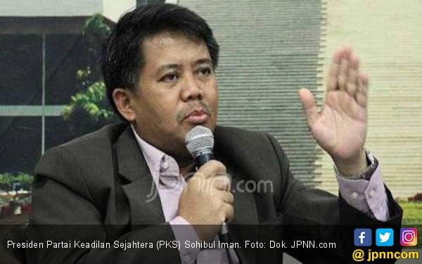 Ini Alasan Polisi Tak Kunjung Garap Presiden PKS - JPNN.com