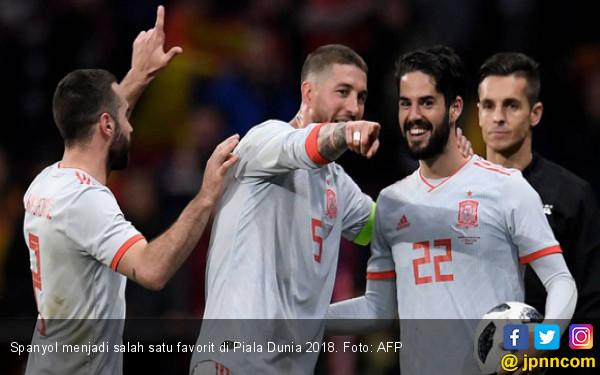 Julukan 32 Kontestan Piala Dunia 2018 - JPNN.COM