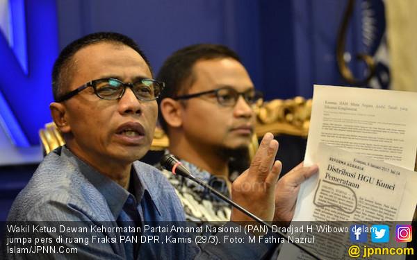 PAN Legawa Kadernya Didepak dari Kabinet Kerja - JPNN.com
