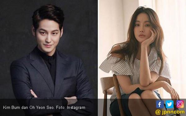 Banyak Yang Patah Hati Kim Bum Pacari Oh Yeon Seo Entertainment