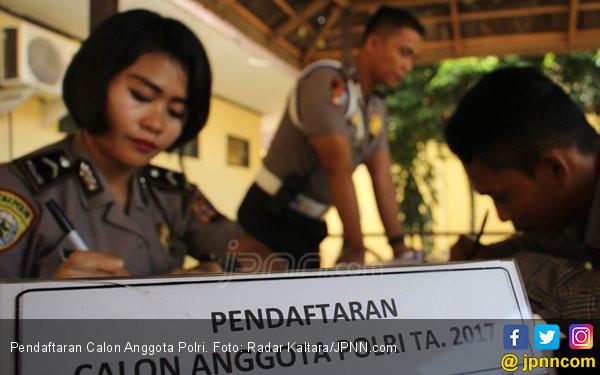 Informasi Seputar Penerimaan Anggota Polri - JPNN.com