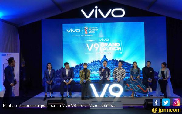 Membedah Keunggulan Vivo V9, Smartphone Terbaru Vivo - JPNN.COM